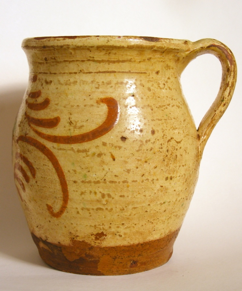 Country Pottery, or something jug Side110
