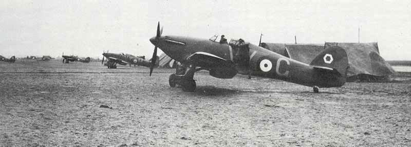 Airfix Hurricane MkI 1/72 Hurric10