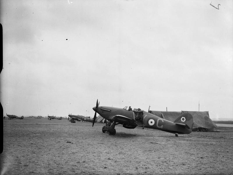 Airfix Hurricane MkI 1/72 Large10