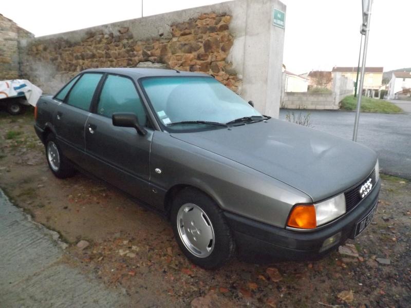 [42] Audi 80 1.8S 90CV de 02/1987 Dscf5210