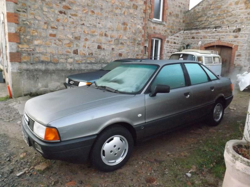 [42] Audi 80 1.8S 90CV de 02/1987 Dscf5211