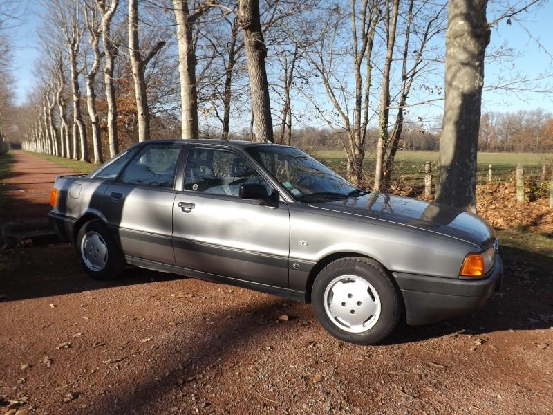 [42] Audi 80 1.8S 90CV de 02/1987 Dscf5212