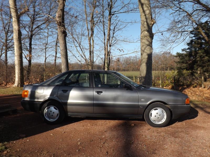 [42] Audi 80 1.8S 90CV de 02/1987 Dscf5213
