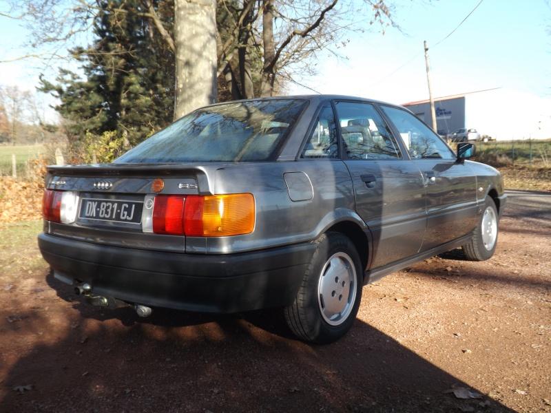[42] Audi 80 1.8S 90CV de 02/1987 Dscf5216