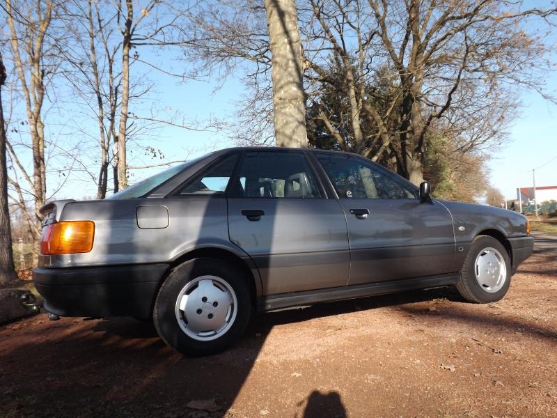 [42] Audi 80 1.8S 90CV de 02/1987 Dscf5219