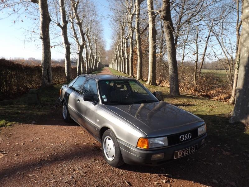 [42] Audi 80 1.8S 90CV de 02/1987 Dscf5220