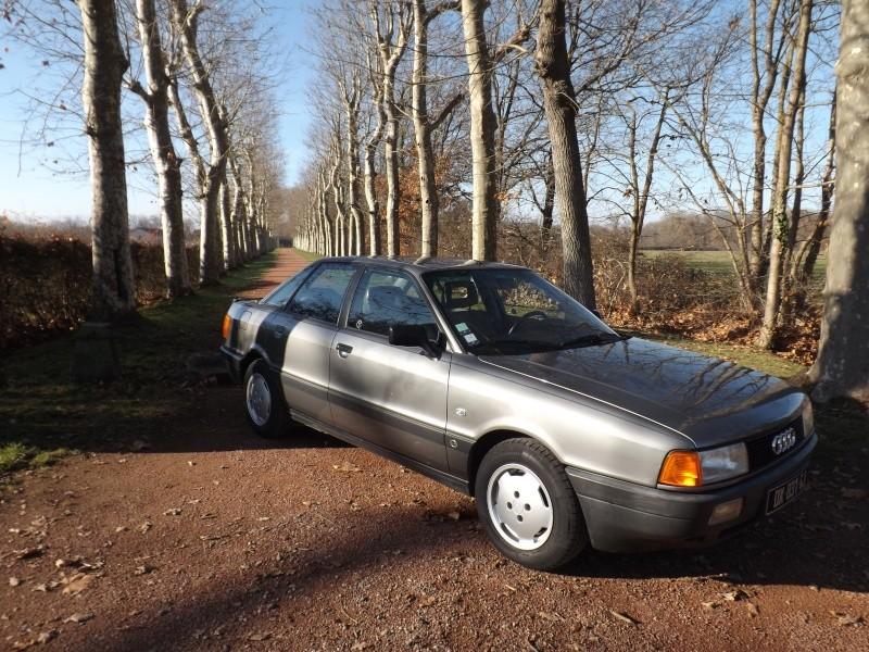 [42] Audi 80 1.8S 90CV de 02/1987 Dscf5221