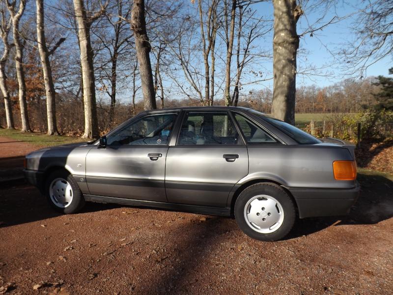 [42] Audi 80 1.8S 90CV de 02/1987 Dscf5222