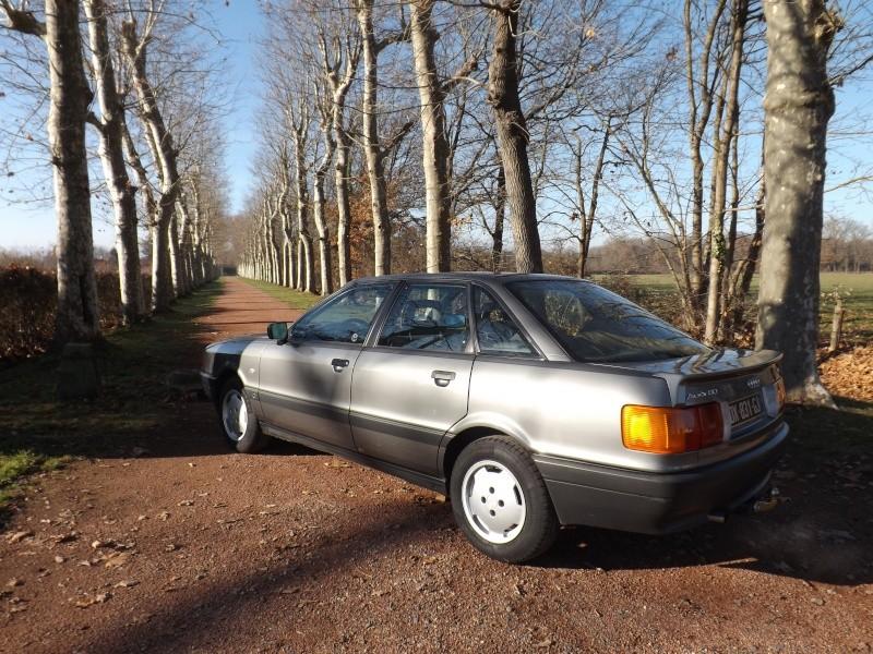 [42] Audi 80 1.8S 90CV de 02/1987 Dscf5223
