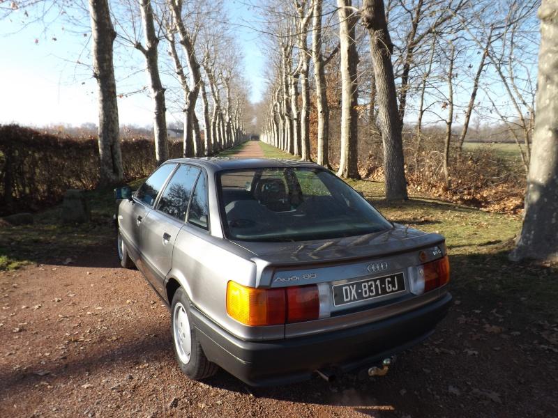 [42] Audi 80 1.8S 90CV de 02/1987 Dscf5225