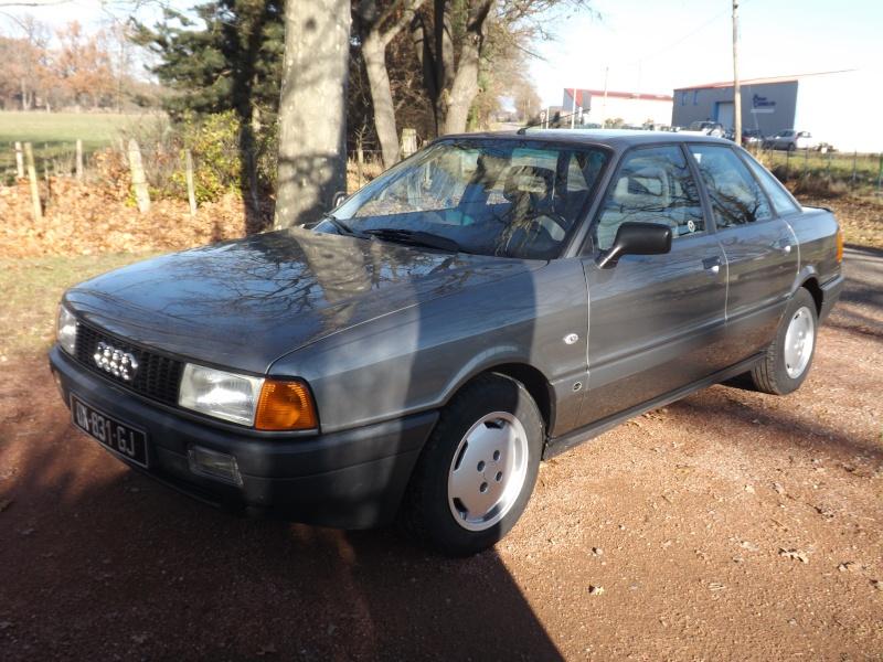 [42] Audi 80 1.8S 90CV de 02/1987 Dscf5226