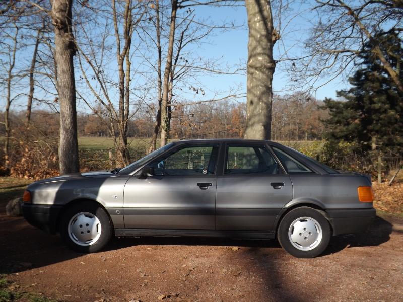 [42] Audi 80 1.8S 90CV de 02/1987 Dscf5228