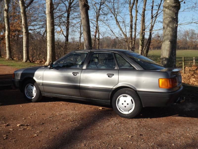[42] Audi 80 1.8S 90CV de 02/1987 Dscf5229