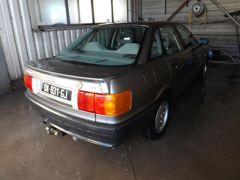 [42] Audi 80 1.8S 90CV de 02/1987 Dscf5234