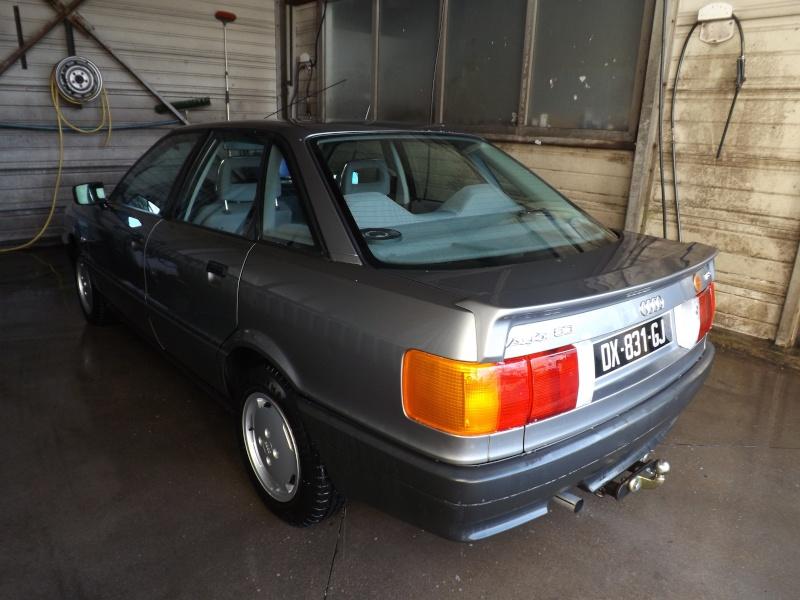 [42] Audi 80 1.8S 90CV de 02/1987 Dscf5235