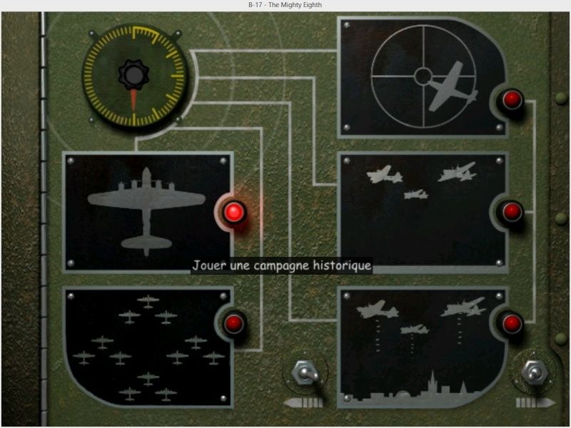 """B-17 -The Mighty Eighth- Campagne en image du """"Darling Amy"""" Campag10"""