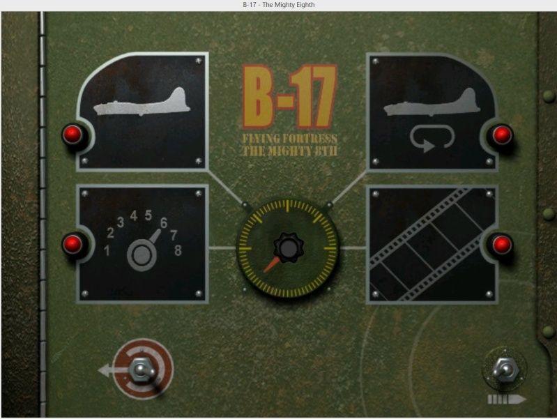 "B-17 -The Mighty Eighth- Campagne en image du ""Darling Amy"" Ecran_10"