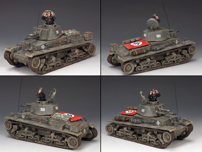 King and country 1/30eme Panzer10
