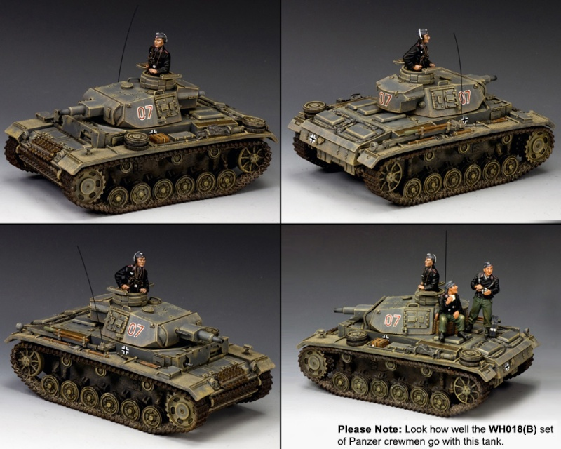 King and country 1/30eme Panzer11