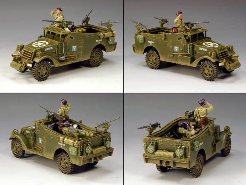 King and country 1/30eme Scout_10