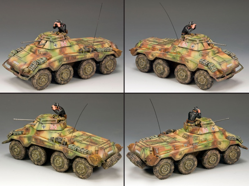 King and country 1/30eme Sdkfz_11