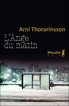 [Thorarinsson, Arno] Einar le journaliste - Tome 4: L'ange du matin Couv1810