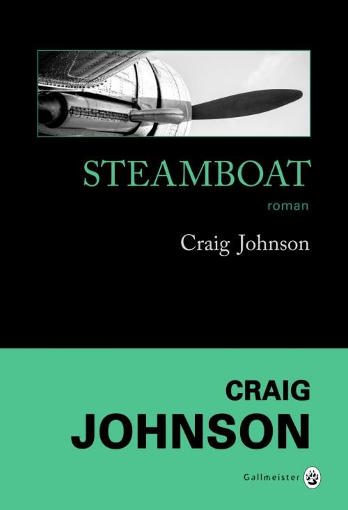 [Johnson, Craig] Walt Longmire - Tome 8: Steamboat Couv3410