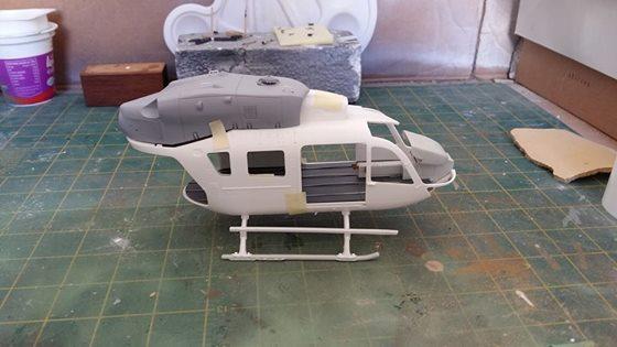 UH-72 Lakota 1-32 (EC 145 Eurocopter Revell) 12301510