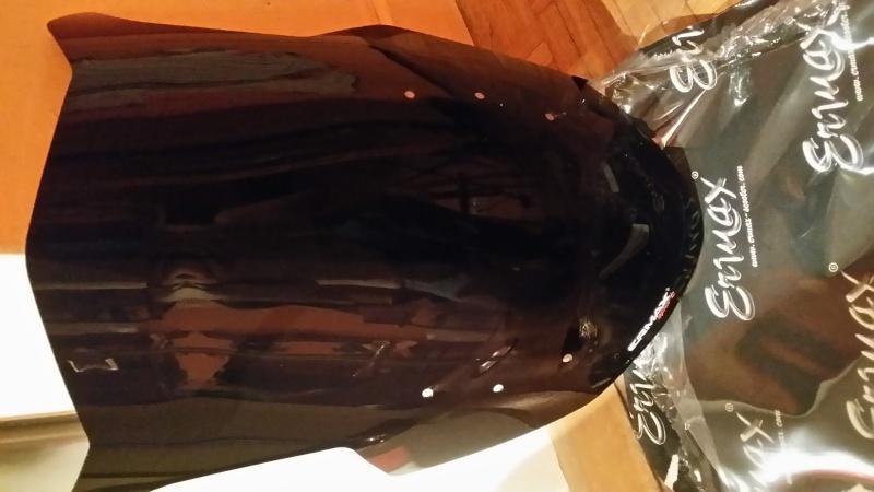 [VENDU] bulle ermax sport teinte noir opaque pour z1000sx 20160114