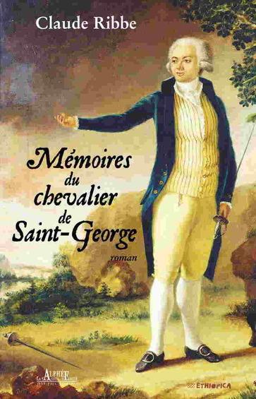 Le chevalier de Saint-George (1745-1799) - Page 3 Couver10