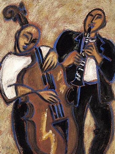 La clarinette vue par les peintres - Page 2 Marsha10