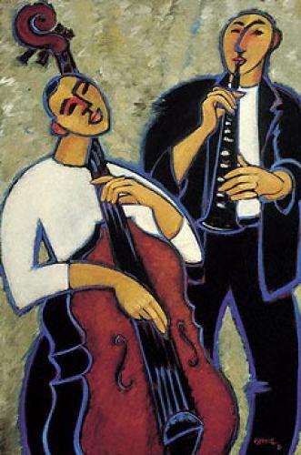 La clarinette vue par les peintres - Page 2 Marsha11