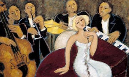La clarinette vue par les peintres - Page 2 Marsha12