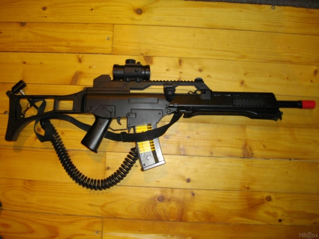 custom lanceur a partir d'un airsoft Photo_11