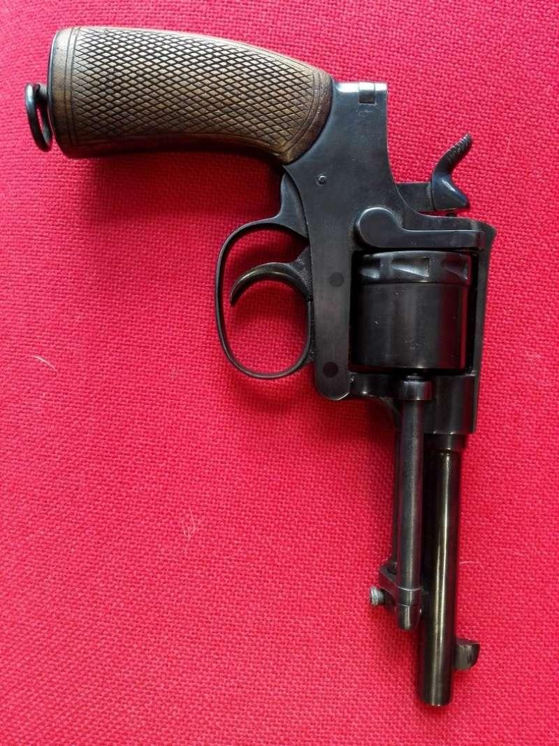 Présentation de mon Revolver Rast & Gasser Modèle 1898 Rast210
