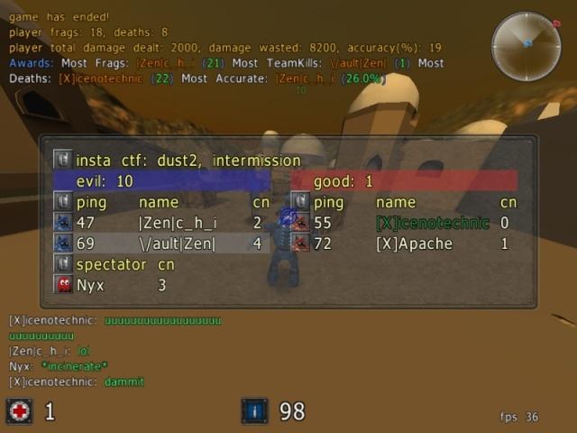 SS/2v2/CW of Chi & Vault vs. [X] Clan... Screen28