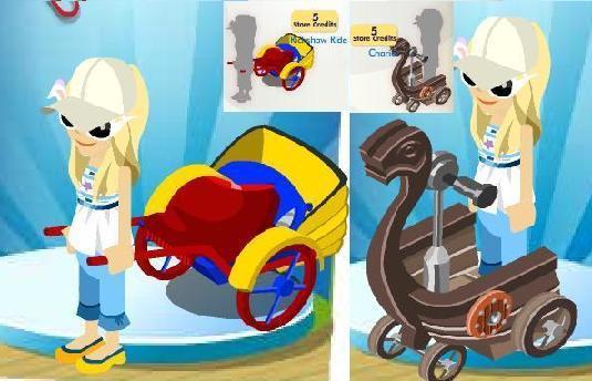 New Rides in BABV Blank13
