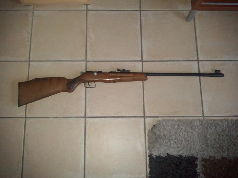 22 Long Rifle ? Modèle? estimation? valeur? Photo010