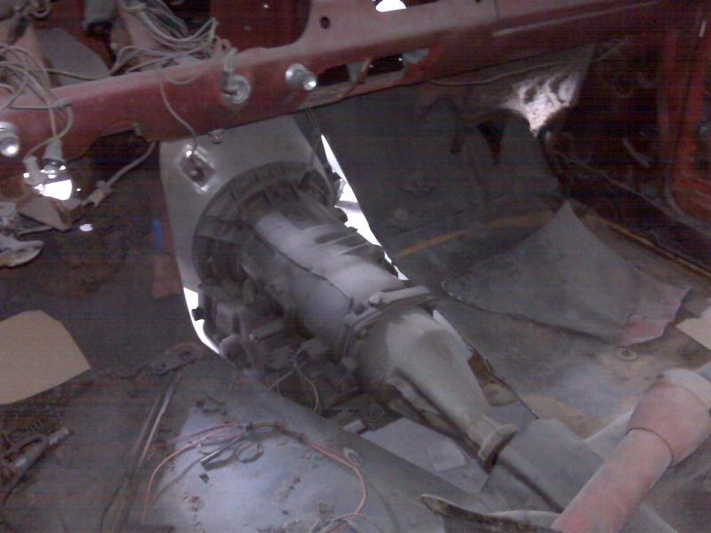 1965 Falcon BBF Build Up - Long Term Img00213