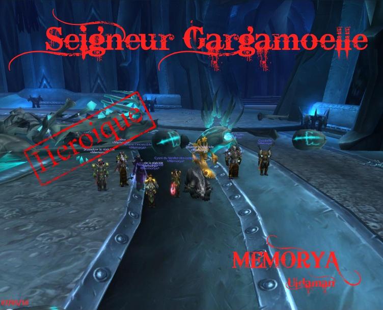Sanctuaire de la guilde Memorya - Portail Gargam10