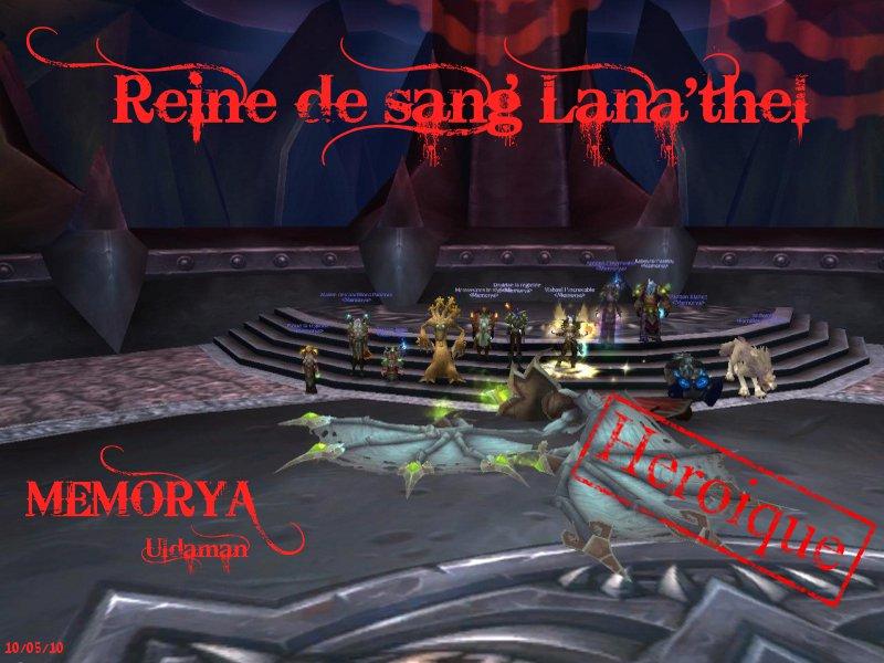 Sanctuaire de la guilde Memorya - Portail Lanath10