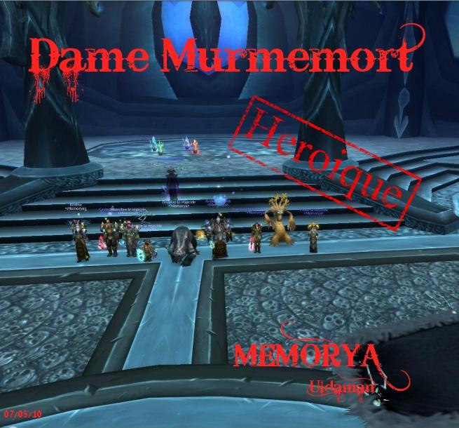 Sanctuaire de la guilde Memorya - Portail Murmem10
