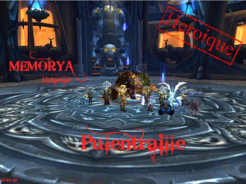 Sanctuaire de la guilde Memorya - Portail Pulent11