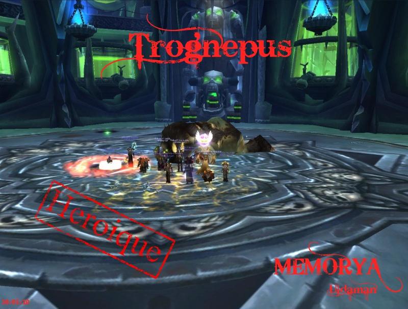 Sanctuaire de la guilde Memorya - Portail Trogne11