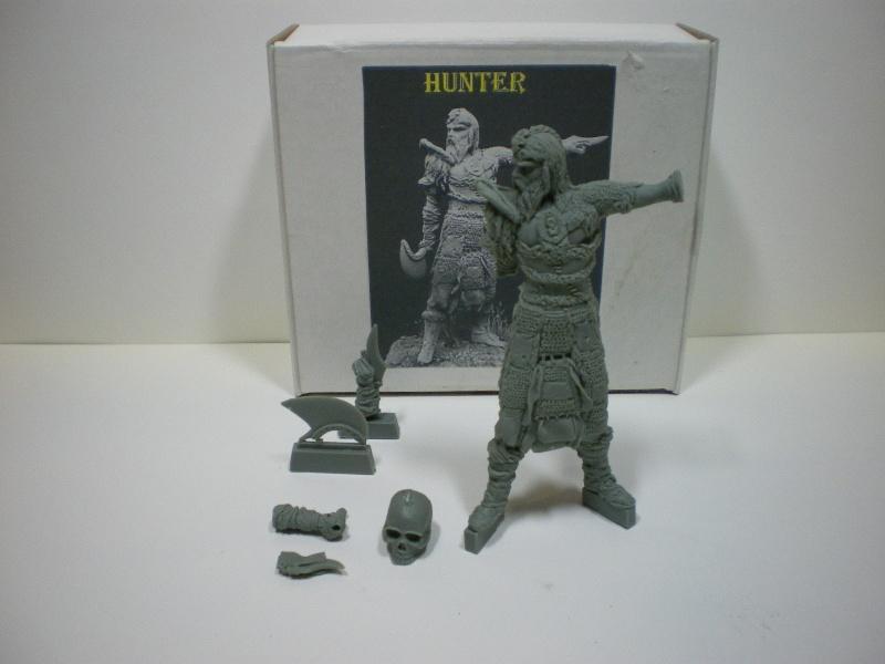 hunter figurine résine Imgp1670