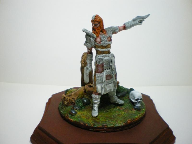 hunter figurine résine Imgp1703
