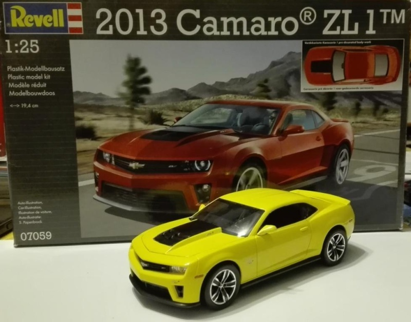 Chevrolet Camaro ZL1 2013 Camaro10