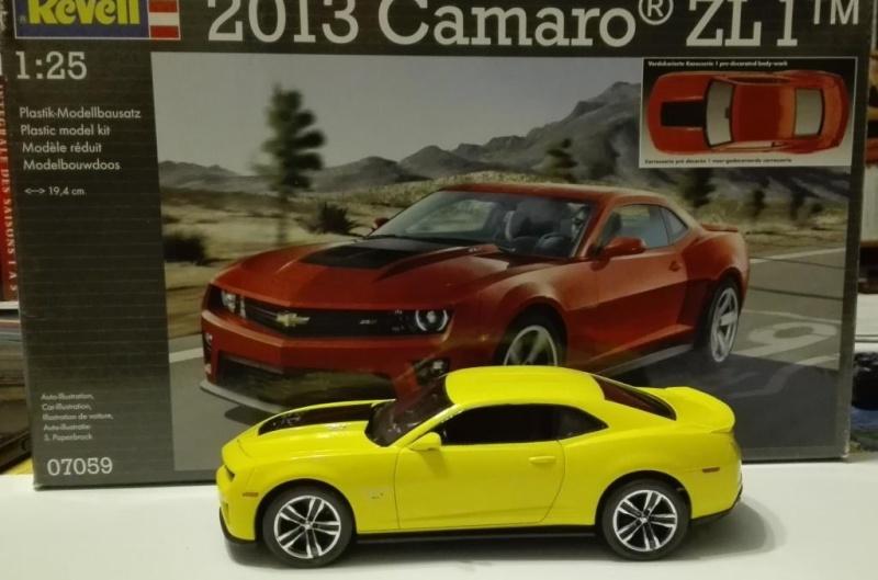 Chevrolet Camaro ZL1 2013 Camaro11