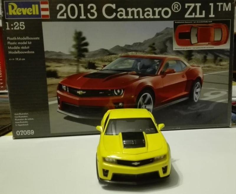 Chevrolet Camaro ZL1 2013 Camaro12