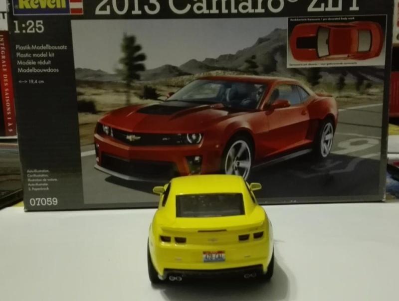 Chevrolet Camaro ZL1 2013 Camaro13